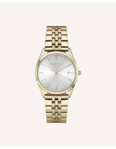 Reloj Rosefield The Ace Sunray gold