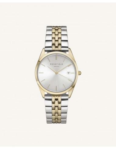 Reloj Rosefield The Ace bicolor