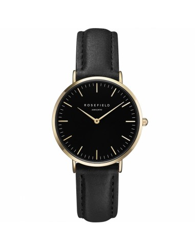 Reloj Rosefield The Tribeca black