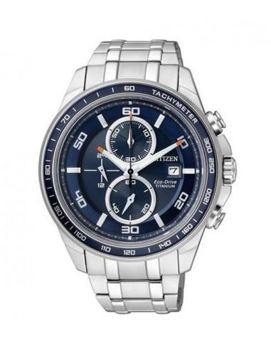 Reloj Citizen Eco-drive Súper titanium