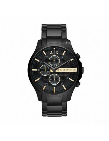 Reloj Armani Exchange total black chrono