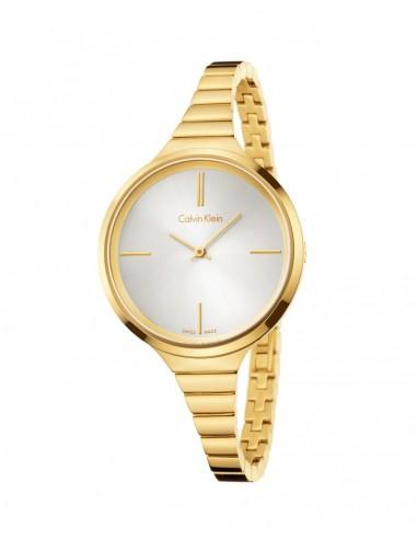 Reloj Calvin Klein Lively en PVD dorado