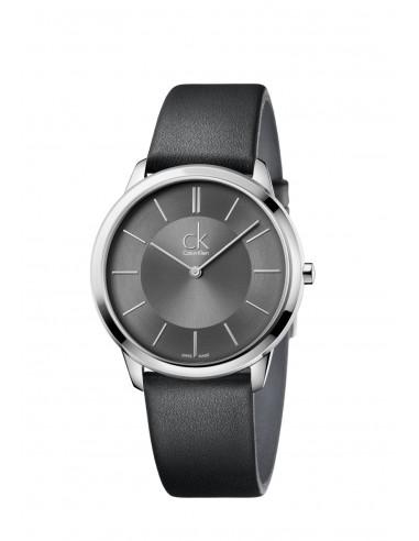 Reloj Calvin Klein Minimal correa negra