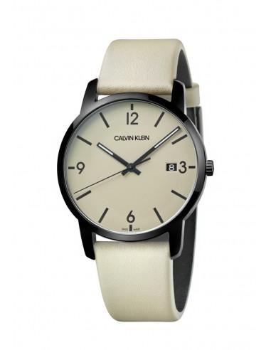 Reloj Calvin Klein City Po beig
