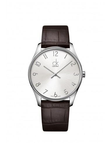 Reloj Calvin Klein Classic esfera gris