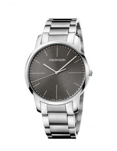 Reloj Calvin Klein City Po esfera negra