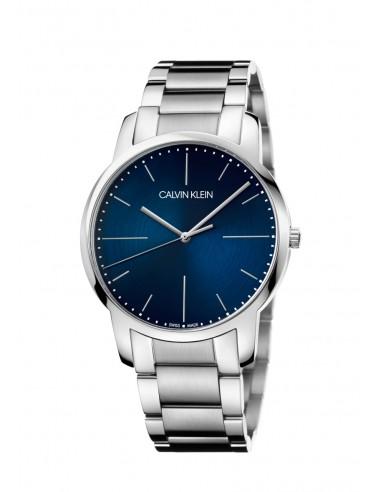 Reloj Calvin Klein City Po esfera azul