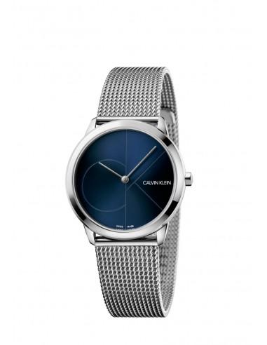 Reloj Calvin Klein Minimal esfera azul