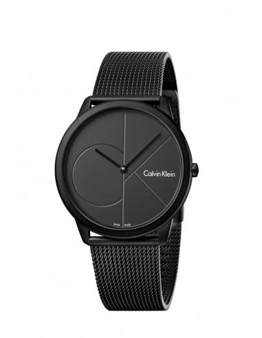 Reloj Calvin Klein Minimal black