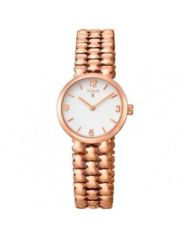 Reloj Tous Parade de acero IP rosado