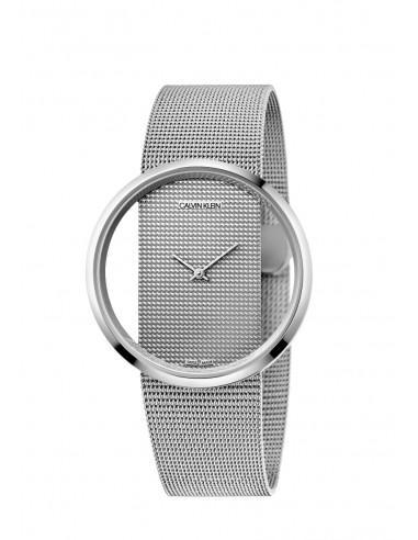 Reloj Calvin Klein Glam de acero