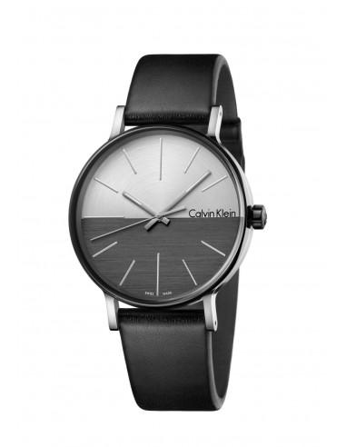Reloj Calvin Klein Boost correa negra