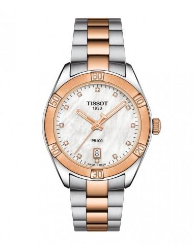 Reloj Tissot Pr100 Sport chic con...