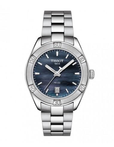 Reloj Tissot Pr100 Sport chic esfera...