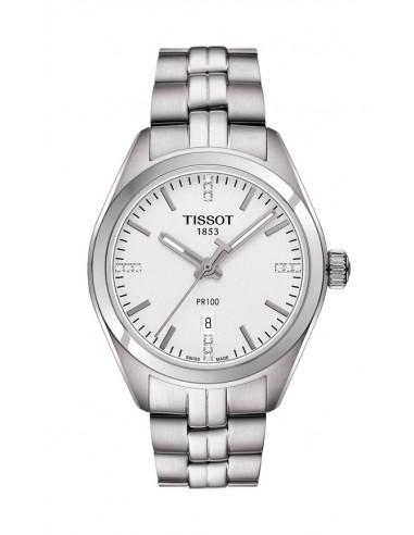 Reloj Tissot Pr100 lady con diamantes