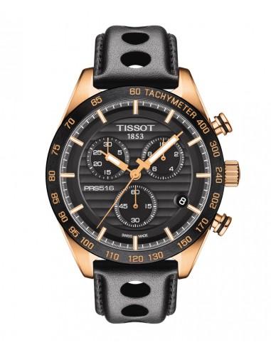 Reloj Tissot Prs516 Chrono en PVD rosa