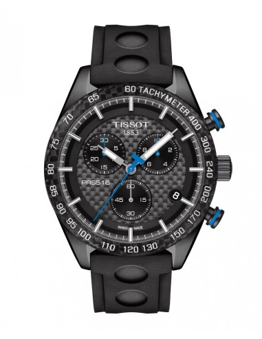 Reloj Tissot Prs516 Chrono de carbono