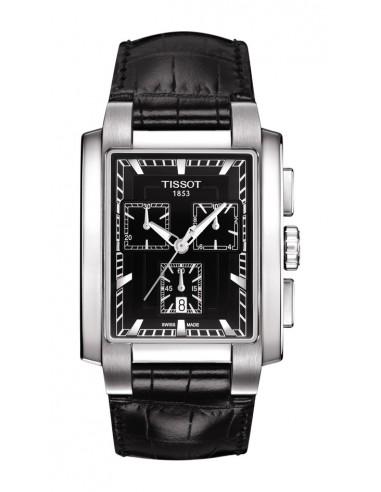 Reloj Tissot Txl Gent con correa negra