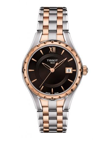 Reloj Tissot T-lady en pvd rosa