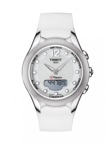 Reloj Tissot Touch solar de señora