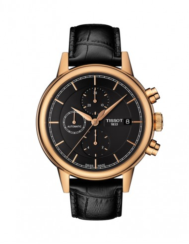 Reloj Tissot Carson chrono automático