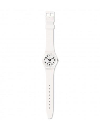 Reloj Swatch Just white