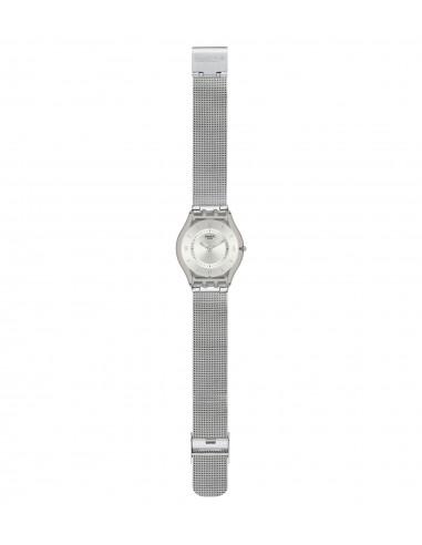 Reloj Swatch Metal Knit