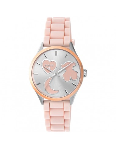Reloj Tous Sweet Power en IP rosado...