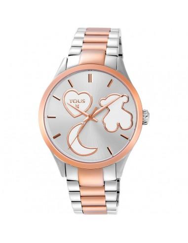 Reloj Tous Sweet Power bicolor de...