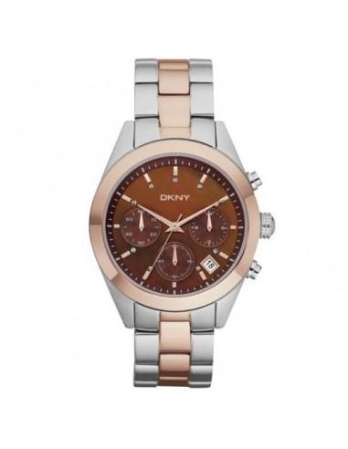 Reloj Dkny Street smart bicolor