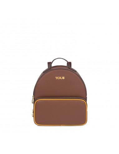 Tous mochila T Essential marrón