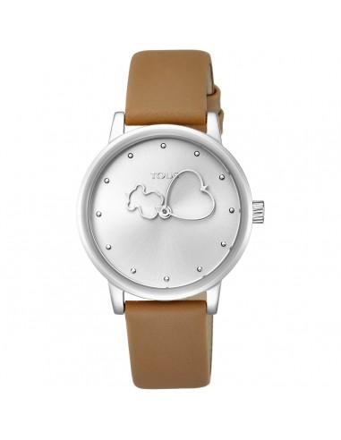 Reloj Tous Bear Time de acero con...