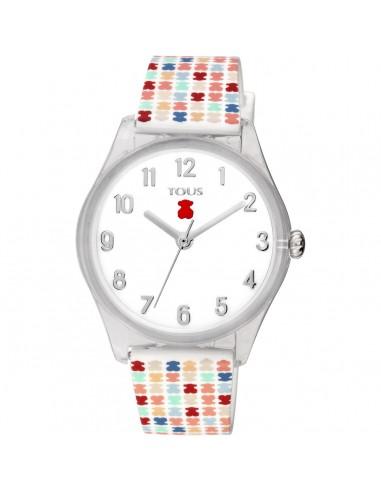 Reloj Tous Tartan con correa de...
