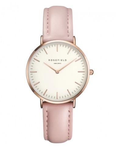 Reloj Rosefield The Tribeca rosa