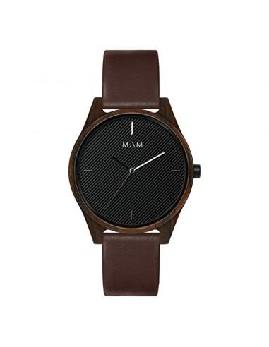 Reloj Mam Areno Sándalo Marrón