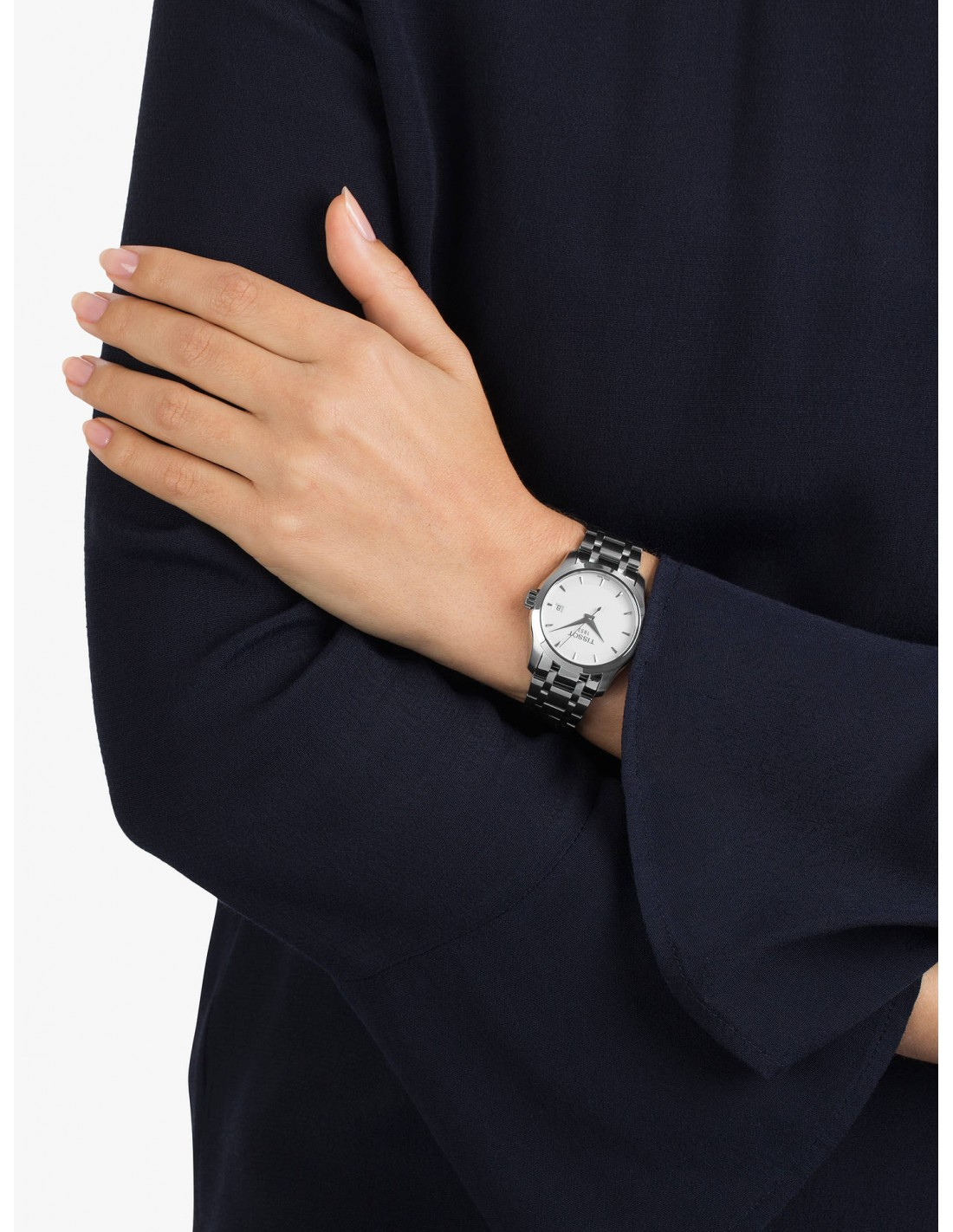 Reloj Tissot Couturier Lady T0352101101100 Mujer